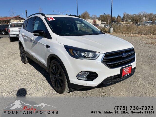 2019 Ford Escape Titanium Elko NV