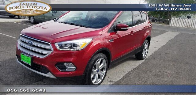 2019 Ford Escape Titanium Fallon NV