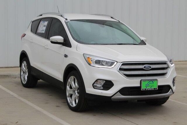 2019 Ford Escape Titanium Paris TX