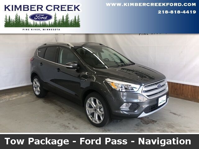 2019 Ford Escape Titanium Pine River MN