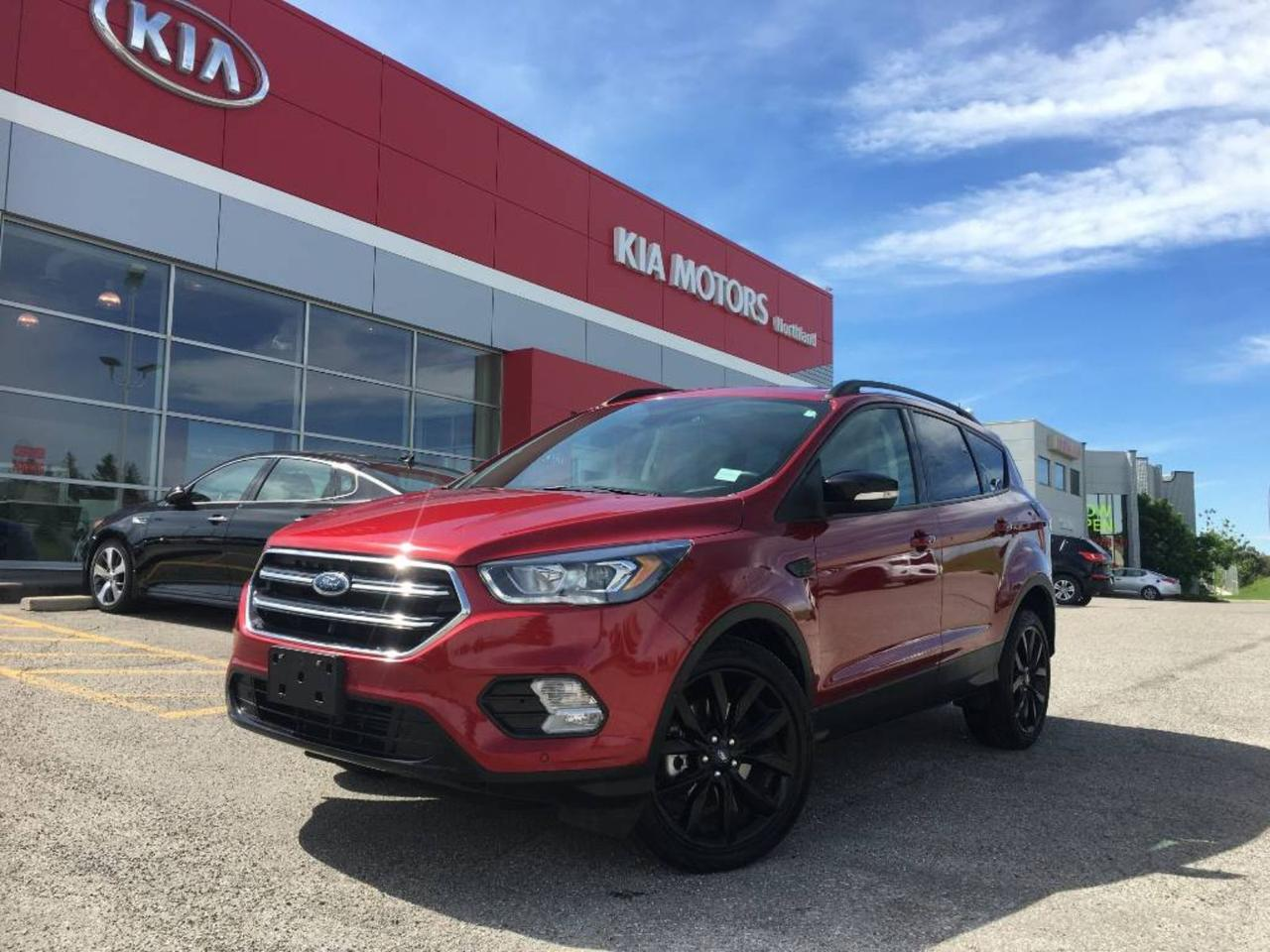 2019 Ford Escape Titanium Calgary AB