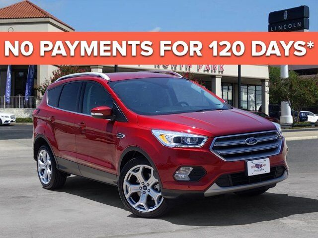 2019 Ford Escape Titanium San Antonio TX