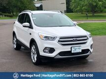 2019 Ford Escape Titanium South Burlington VT
