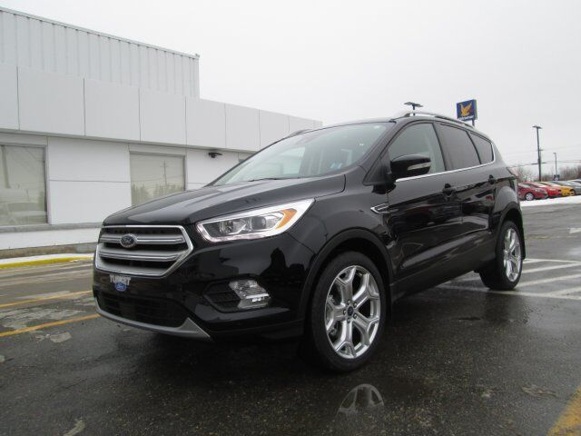 2019 Ford Escape Titanium Tusket NS
