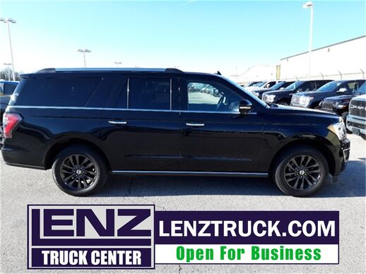 2019_Ford_Expedition EL/Max_4WD Limited_ Fond du Lac WI