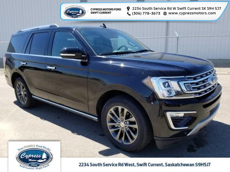 2019 Ford Expedition Limited   - Navigation -  Sunroof - $447 B/W Swift Current SK