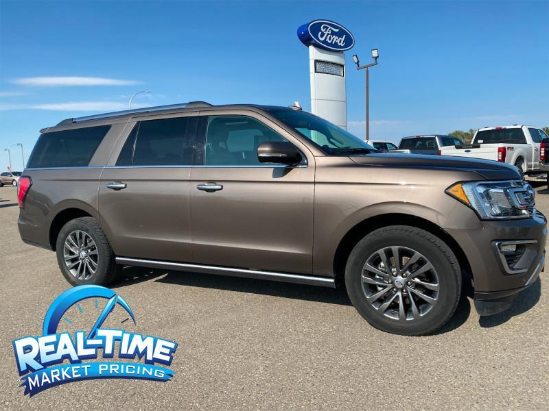 2019_Ford_Expedition_Limited_ Claresholm AB