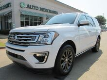 2019_Ford_Expedition_Limited 2WD 3RD ROW APPLE CAR PLAY COOLED & HEATED SEATS REAR MEDIA CNTRLBACKUP CAM_ Plano TX