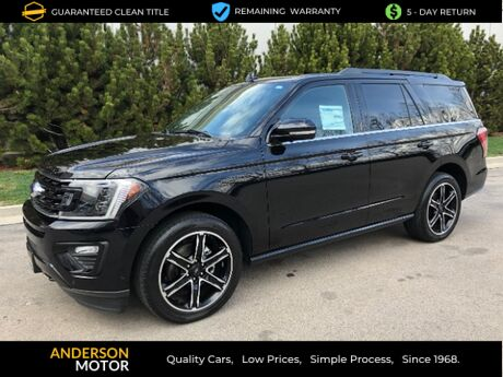 2019 Ford Expedition Limited 4WD Salt Lake City UT