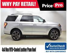 2019_Ford_Expedition_Limited 4x4 w/Nav/Pano Sunroof/Adaptive Cruise_ Maumee OH