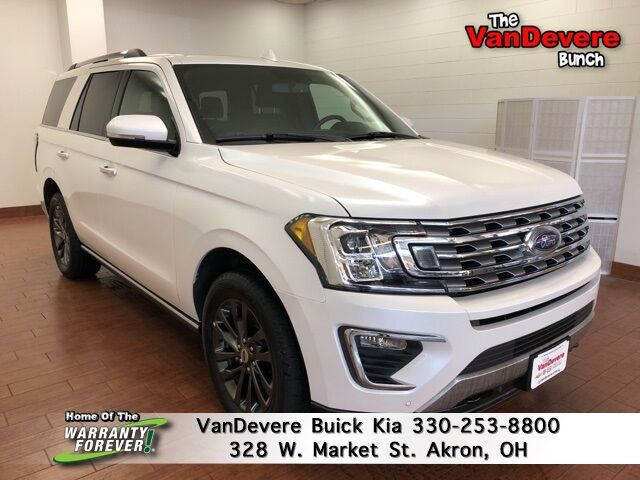 2019 Ford Expedition Limited Akron OH