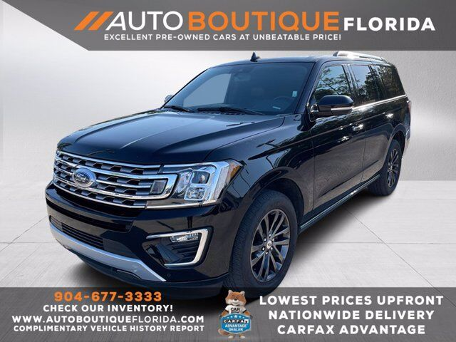 2019 Ford Expedition Limited Jacksonville  FL
