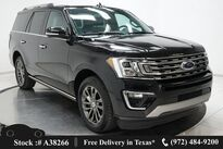 Ford Expedition Limited NAV,CAM,PANO,CLMT STS,BLIND SPOT,3RD ROW 2019