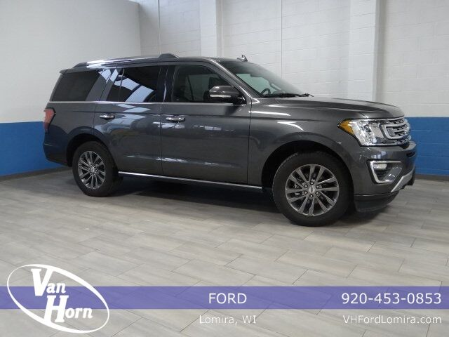 2019 Ford Expedition Limited Plymouth WI