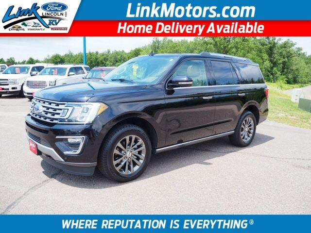 2019 Ford Expedition Limited Rice Lake WI