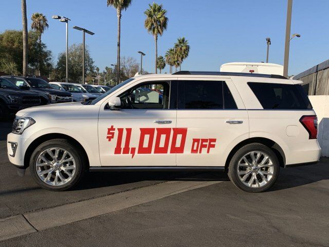 2019 Ford Expedition Limited San Diego County CA