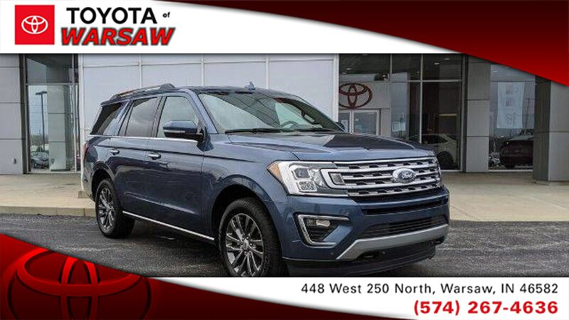 2019 Ford Expedition Limited Warsaw IN