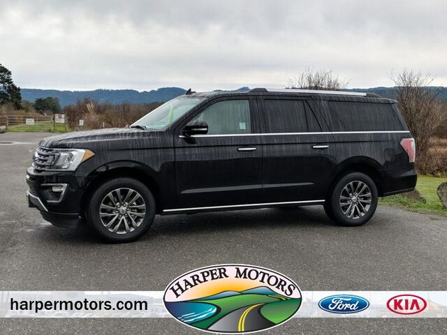 2019 Ford Expedition MAX Limited Eureka CA