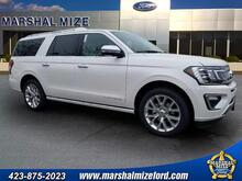 2019_Ford_Expedition MAX_Platinum_ Chattanooga TN
