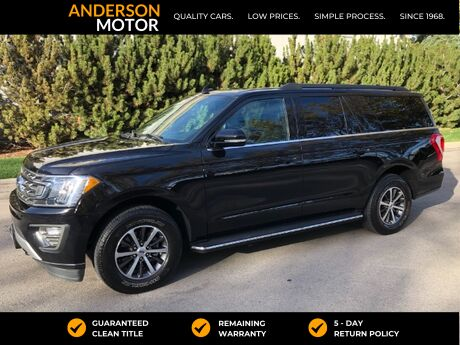 2019 Ford Expedition MAX XLT 4WD Salt Lake City UT