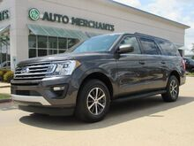 2019_Ford_Expedition_MAX XLT LEATHER, BLIND SPOT, BACKUP CAMERA, POWER LIFTGATE, APPLE CARPLAY, UNDER FACTORY WARRANTY_ Plano TX