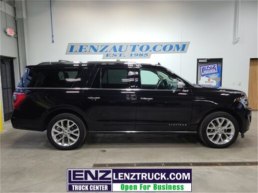 2019_Ford_Expedition Max_4x4 Platinum_ Fond du Lac WI