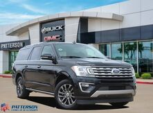 2019_Ford_Expedition Max_Limited_ Wichita Falls TX