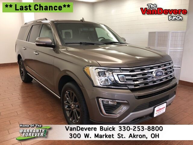2019 Ford Expedition Max Limited Akron OH