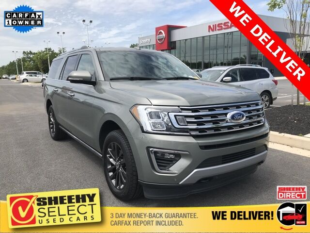 2019 Ford Expedition Max Limited White Marsh MD