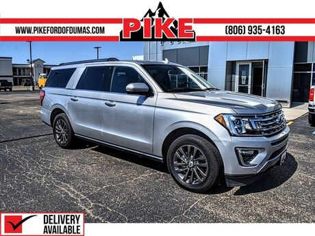 2019 Ford Expedition Max Limited Amarillo TX