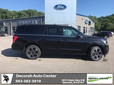 2019_Ford_Expedition Max_Limited_ Decorah IA