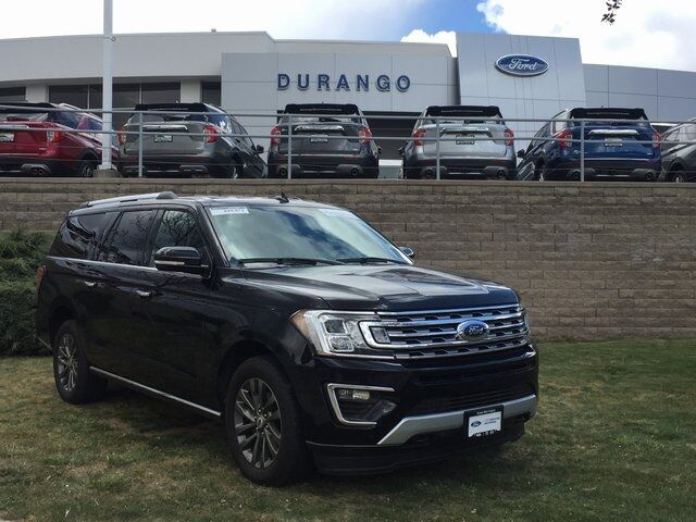 2019 Ford Expedition Max Limited Durango CO