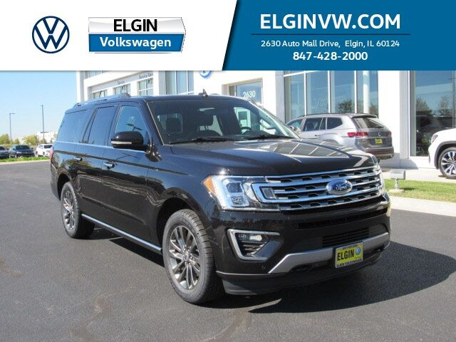 2019 Ford Expedition Max Limited Elgin IL