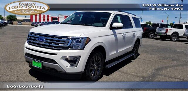 2019 Ford Expedition Max Limited Fallon NV