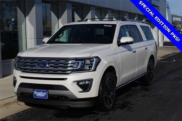 2019 Ford Expedition Max Limited Green Bay WI