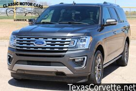 2019_Ford_Expedition Max_Limited_ Lubbock TX