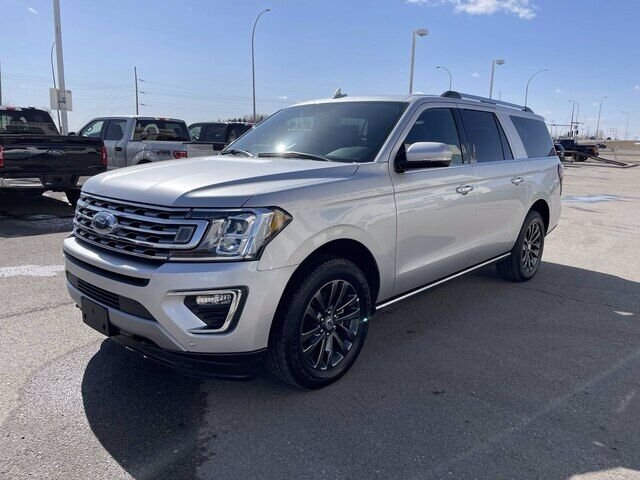 2019 Ford Expedition Max Limited Max 4WD - SUNROOF LEATHER NAV Calgary AB