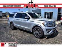 2019_Ford_Expedition Max_Limited_ Pampa TX