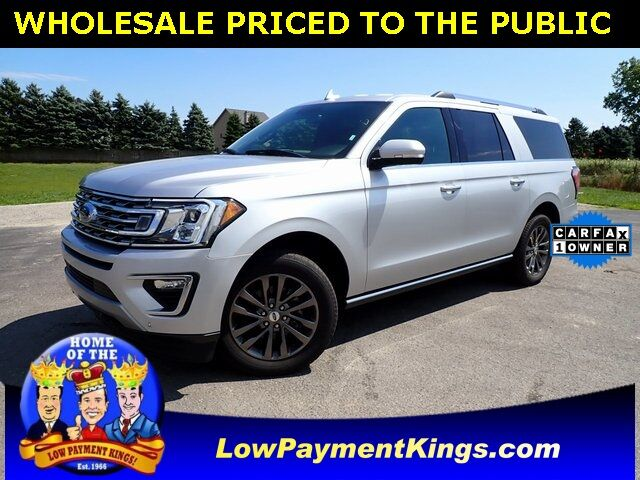 2019 Ford Expedition Max Limited Monroe MI