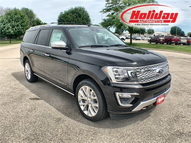 2019 Ford Expedition Max Platinum Fond du Lac WI