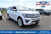2019 Ford Expedition Max Platinum Grand Junction CO