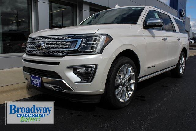 2019 Ford Expedition Max Platinum Green Bay WI