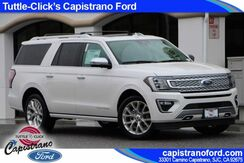 2019_Ford_Expedition Max_Platinum_ Irvine CA