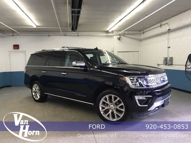 2019 Ford Expedition Max Platinum Milwaukee WI