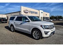 2019_Ford_Expedition Max_Platinum_ Pampa TX