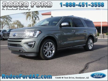 2019 Ford Expedition Max Platinum Phoenix AZ