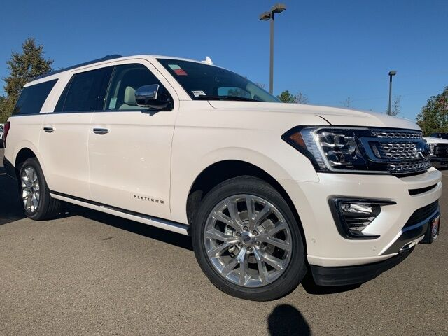 2019 Ford Expedition Max Platinum San Diego County CA
