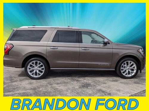 2019 Ford Expedition Max Platinum Tampa FL