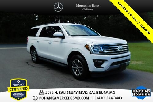 2019_Ford_Expedition Max_XLT ** Pohanka Certified 10 year / 100,000 **_ Salisbury MD
