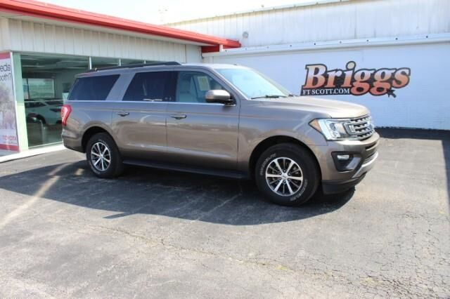 2019 Ford Expedition Max XLT 4x4 Fort Scott KS
